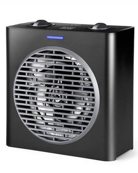 Black+Decker Teplovzdušný ventilátor Black+Decker Bxsh2003e čierny