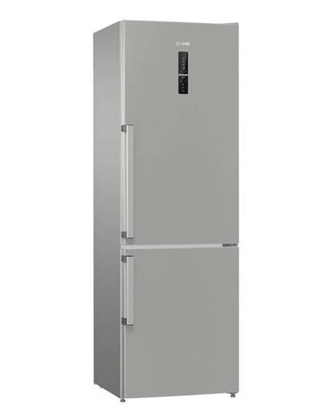 Gorenje Kombinácia chladničky s mrazničkou Gorenje Nrk6192txi nerez