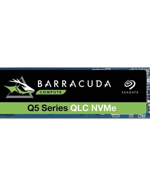 SSD Seagate BarraCuda Q5 NVMe M.2 500GB