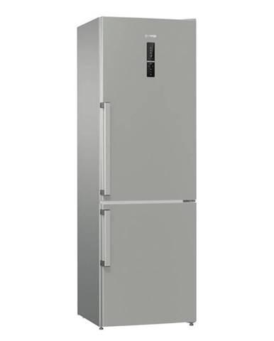 Kombinácia chladničky s mrazničkou Gorenje Nrk6192txi nerez