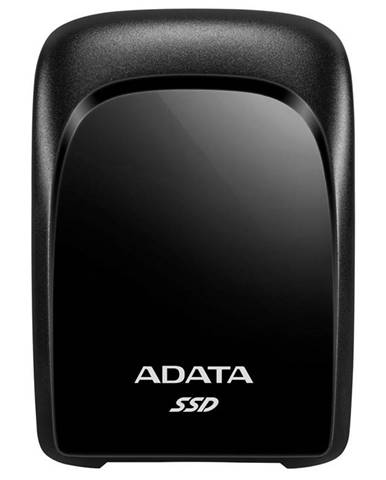 SSD externý Adata SC680 480GB čierny