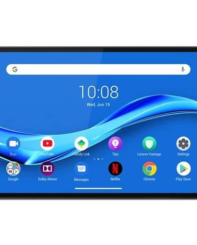 Tablet  Lenovo Tab M10 Plus LTE 64 GB, GPS strieborný