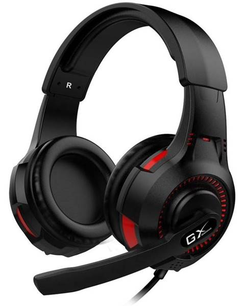 Genius Headset  Genius GX Gaming HS-G600V čierny