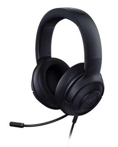 Headset  Razer Kraken X Lite čierny