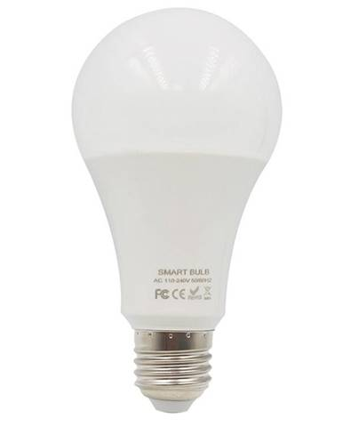 Inteligentná žiarovka iQtech SmartLife WB009, Wi-Fi, E27, 10W,