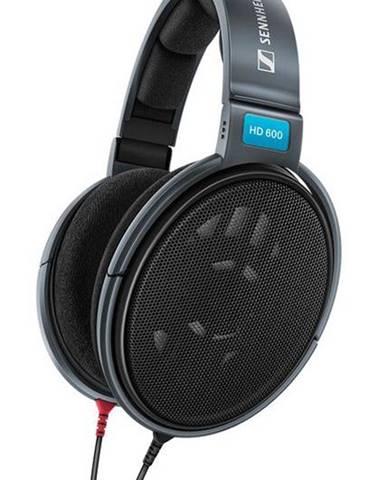 Slúchadlá Sennheiser HD 600 čierna
