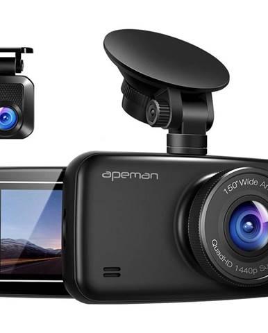 Autokamera Apeman C860 čierna