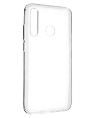 Kryt na mobil Fixed Skin na Honor 20 Lite priehľadný