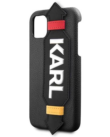 Kryt na mobil Karl Lagerfeld Strap na Apple iPhone 11 Pro Max