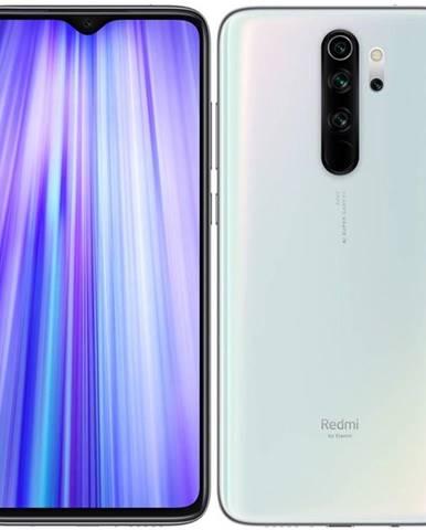 Mobilný telefón Xiaomi Redmi Note 8 Pro 128 GB biely