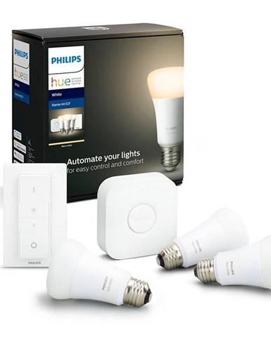 Štartovacia sada Philips Hue Bluetooth 9W, E27, White