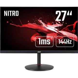 Monitor Acer Nitro XV272Pbmiiprzx čierny