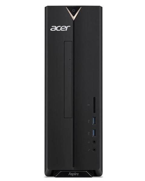 Acer Stolný počítač Acer Aspire XC-330 čierny