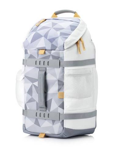 "Batoh na notebook  HP Odyssey Sport Facets pro 15.6"" biely"
