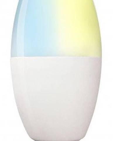 Inteligentná žiarovka Swisstone SH 310, E14, 350 lm, 4,5 W, WiFi,