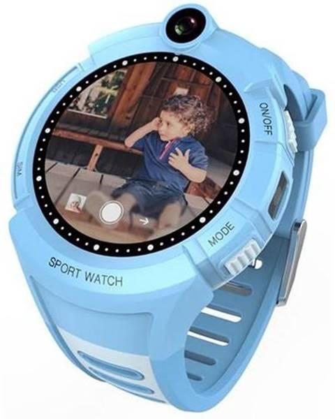 Carneo Inteligentné hodinky Carneo GuardKid+ GPS dětské modré