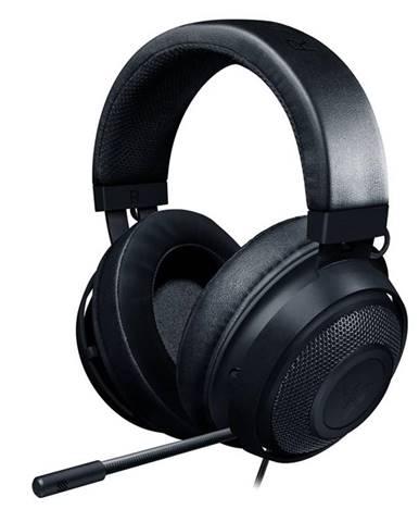 Headset  Razer Kraken čierny
