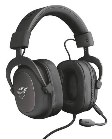 Headset  Trust GXT 414 Zamak Premium Multiplatform Gaming čierny