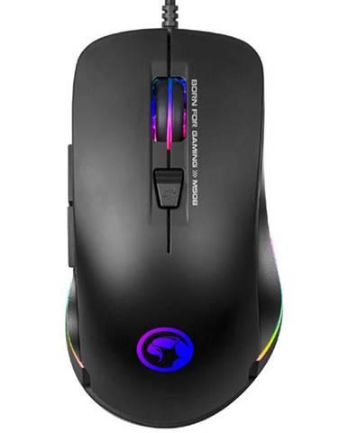 Myš  Marvo M508 čierna