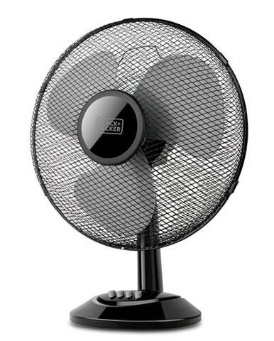 Ventilátor stolový Black+Decker Bxefd41e čierny