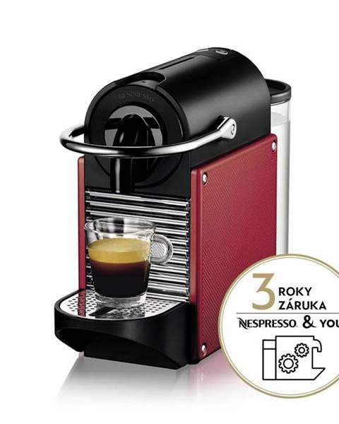 DeLonghi Espresso DeLonghi Nespresso EN124.R červen