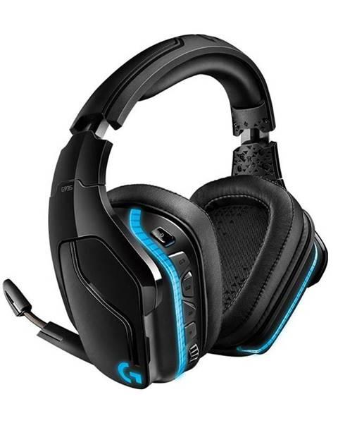 Logitech Headset  Logitech Gaming G935 7.1 Surround Lightsync čierny