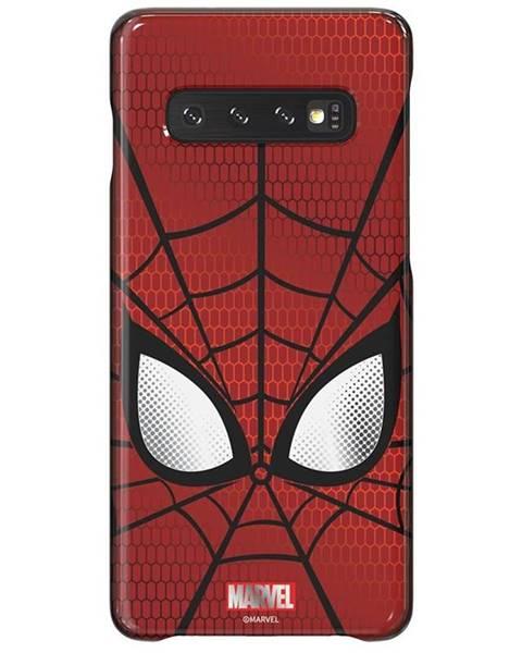 Samsung Kryt na mobil Samsung Spider-Man na Galaxy S10 červený