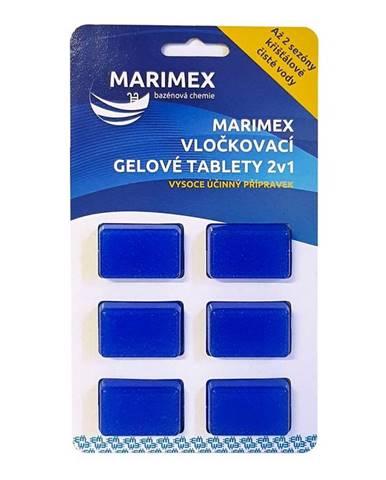 Bazénová chémia  Marimex tableta vločkovací 2v1