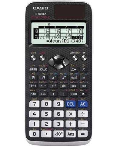 Kalkulačka Casio ClassWiz FX 991 EX čierna
