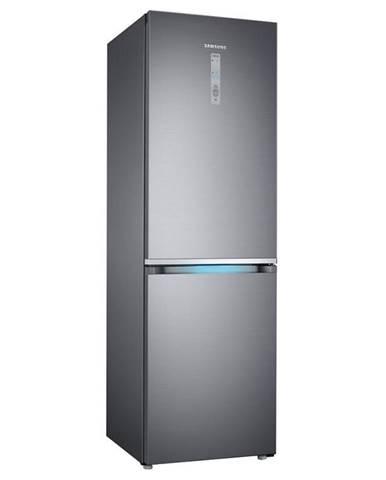 Kombinácia chladničky s mrazničkou Samsung Rb38r7839s9/EF