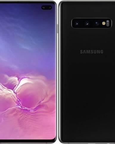 Mobilný telefón Samsung Galaxy S10+ 128 GB SK čierny