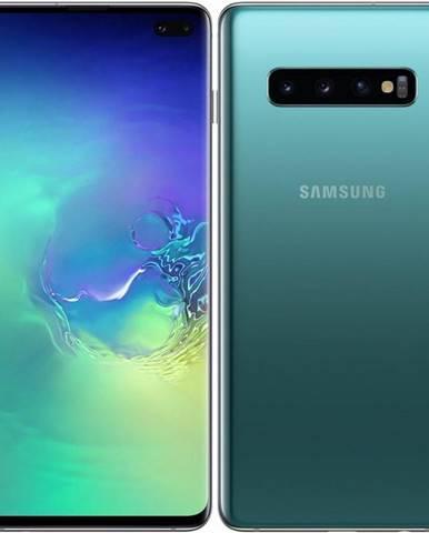 Mobilný telefón Samsung Galaxy S10+ 128 GB SK zelený