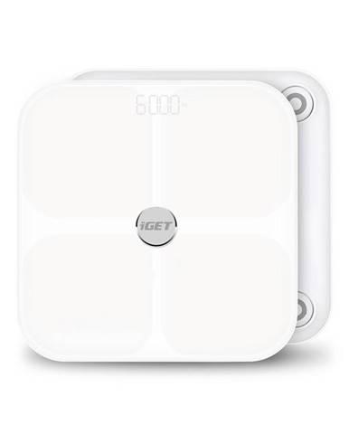 Osobná váha iGET Body B11 biela