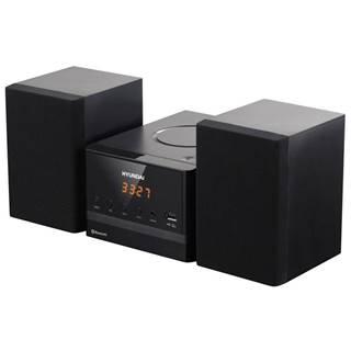Mikro HiFi systém Hyundai MS 238 DU3 BL čierny