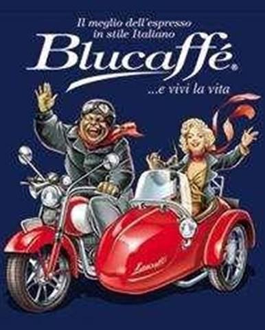 E.S.E. Pody Lucaffé Blucaffe 150ks