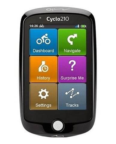 Navigačný systém GPS Mio Cyclo 210 čierna