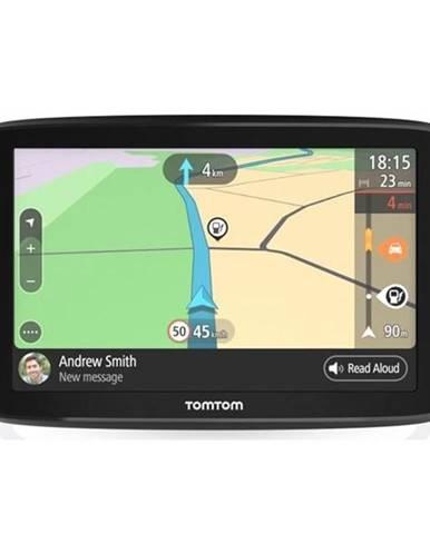 Navigačný systém GPS Tomtom Go Basic 5 čierna