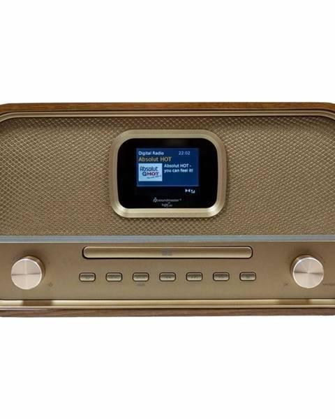 Soundmaster Rádioprijímač s DAB+ Soundmaster Dab970br1 dreven