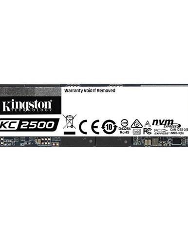 SSD Kingston KC2500 M.2 2280 NVMe 250GB