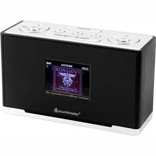 Rádiobudík Soundmaster Ur240sw čierny