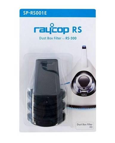 Filtry, papierové sáčky Raycop RS300 RAY019 čierny