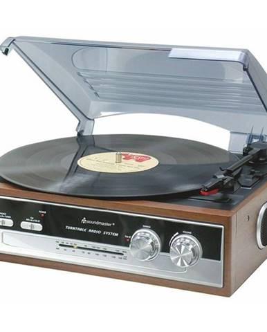 Gramofón Soundmaster PL186H dreven