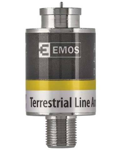Zosilňovač Emos Linkový, 30dB, UHF