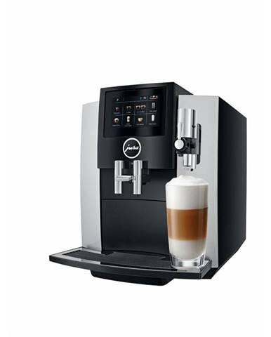 Espresso Jura S8, Moonlight Silver