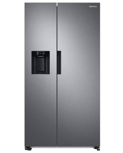 Samsung Americká chladnička Samsung Rs67a8810s9/EF strieborn