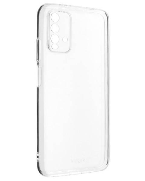 FIXED Kryt na mobil Fixed na Xiaomi Redmi Note 9 4G priehľadný