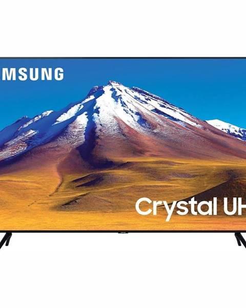 Samsung Televízor Samsung Ue55tu7092 čierna