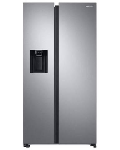 Americká chladnička Samsung Rs68a8842sl/EF strieborn