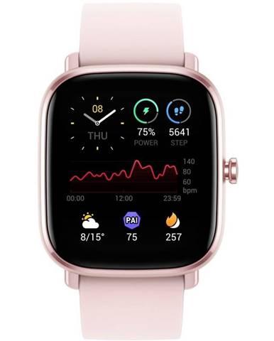 Inteligentné hodinky Amazfit GTS 2 mini ružové
