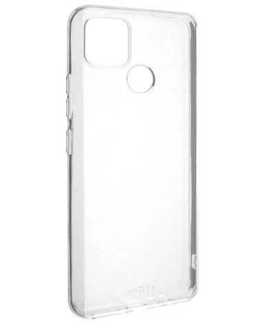 Kryt na mobil Fixed na Realme C12 priehľadný